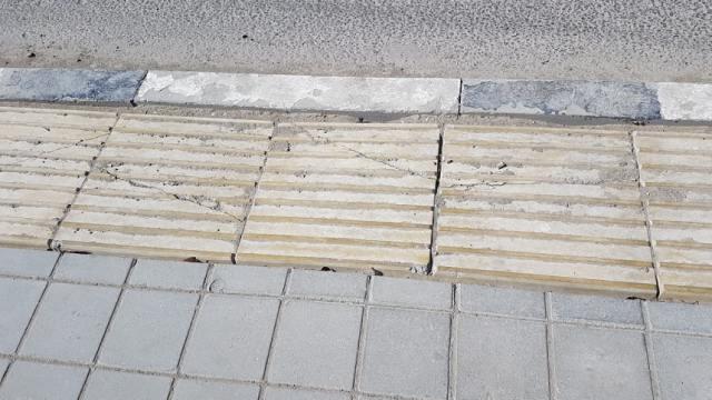 Жители ещё одной улицы Костаная жалуются на качество ремонта