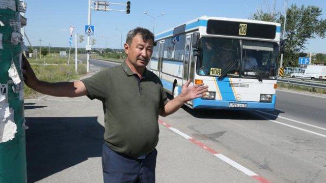 Дачные маршруты начали работу в Костанае