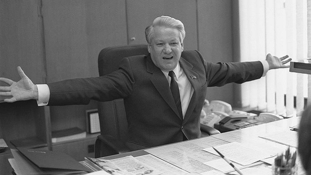 Похищение Ельцина в 1989 году: что произошло на самом деле