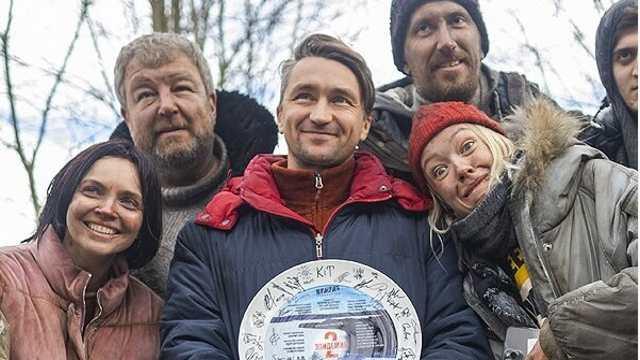 Стартовали съемки второго сезона сериала «Эпидемия»