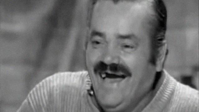 Умер всемирно известный герой мема «испанский хохотун»