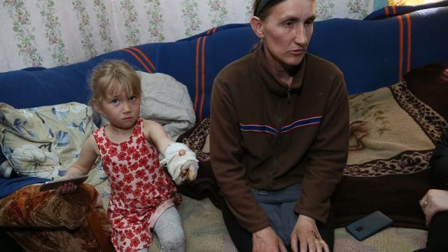 Мальчик покалечил сестрёнку топором в Костанайской области
