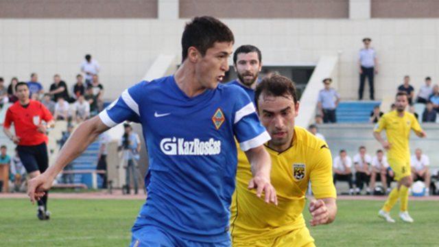 Воспитанник костанайского футбола Куантаев перейдёт в «Тараз»