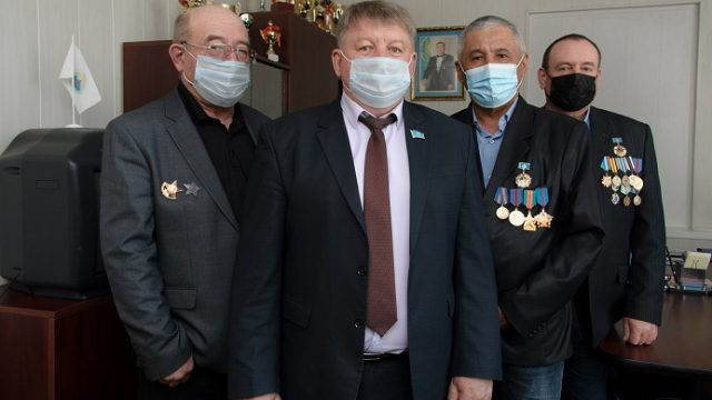 Костанайские ликвидаторы высказались о сериале «Чернобыль»