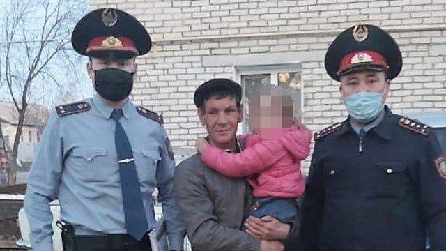Ещё одного ребёнка вернула домой полиция в Рудном