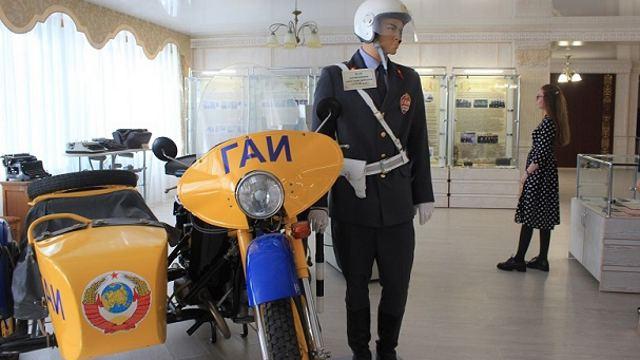 Музею полиции исполнилось 50 лет в Костанае
