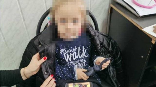 Рассылку о найденной девочке прокомментировали в полиции