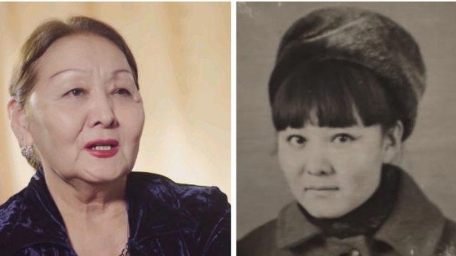 Умерла воспетая в популярной песне Нурикамал Сейтжанова