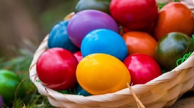 Яйцами на Пасху можно отравиться, если неправильно их покрасить