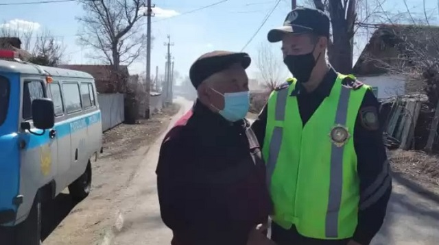 Полицейские отбили пенсионера от своры бродячих собак в ВКО