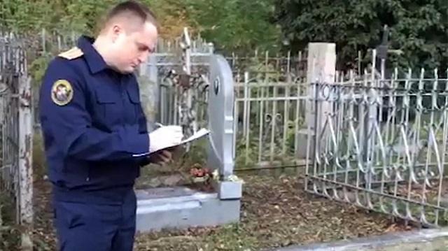 Стрельба на кладбище: Тело погибшего мужчины найдено у могилы