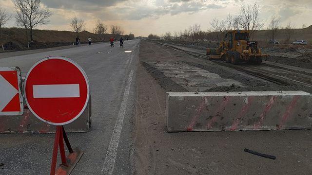 Когда отремонтируют участки автодорог Костанайской области