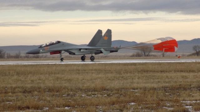 Самолет потерпел крушение в Карагандинской области