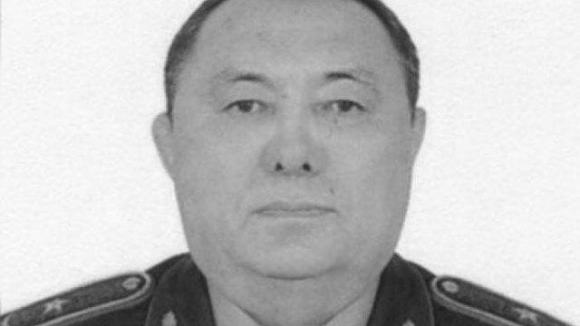Умер бывший глава военной контрразведки КНБ Саят Мынбаев