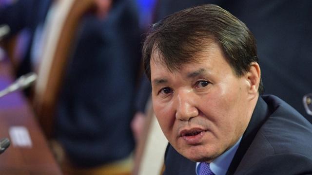 Алик Шпекбаев освобожден от должности главы Антикора