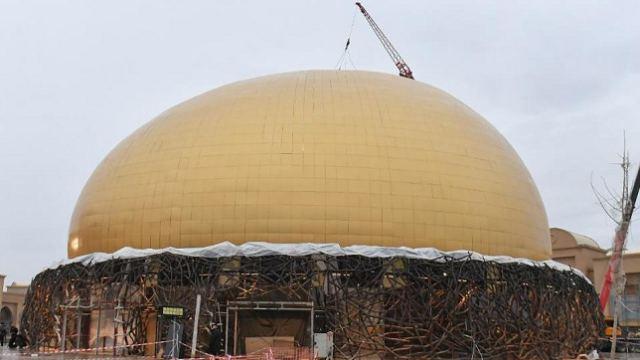 Уникальный театр в Туркестане не выдержал первого же ветра