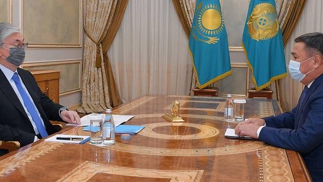 Президент Токаев дал ряд поручений новому главе Антикора