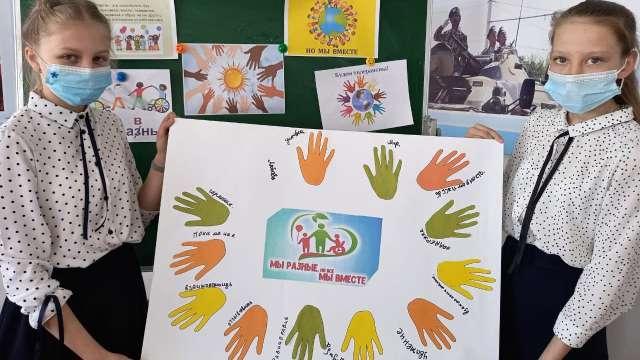 Уроки доброты прошли в школах Костанайской области
