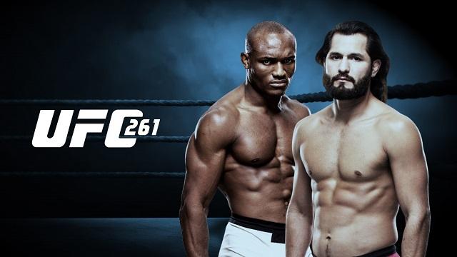 Видео боя Камару Усман — Хорхе Масвидаль  25.04.2021 UFC