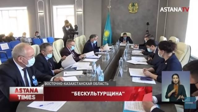 «Пьянство и скандалы»: высокопоставленного чиновника уволят в Восточном Казахстане