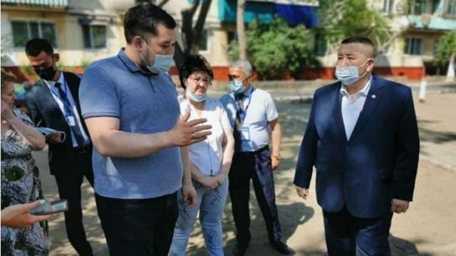 Аким Рудного провел совещание по коммунальным вопросам