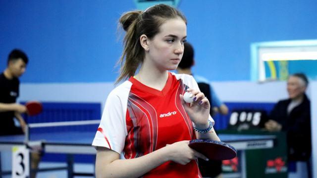 Алина Борисюк представит Костанай на Молодёжных играх