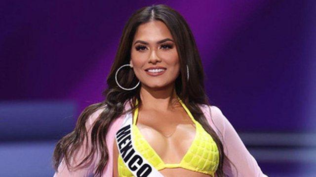 Объявлены итоги конкурса «Мисс Вселенная»