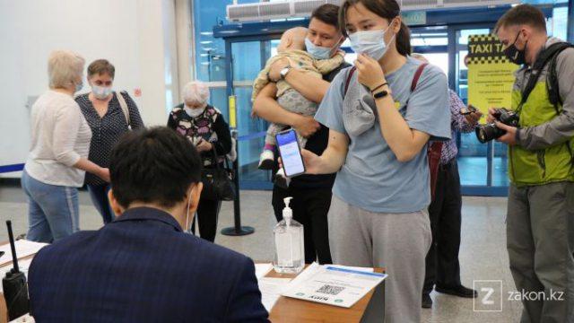 За полгода из Казахстана уехало втрое больше человек, чем приехало