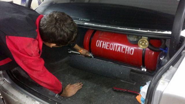 Газозаправочные станции проверят в Костанайской области