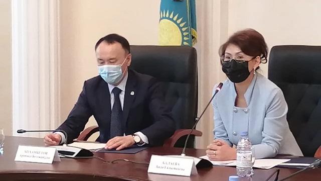 Министр Аида Балаева прибыла с рабочим визитом в Костанай