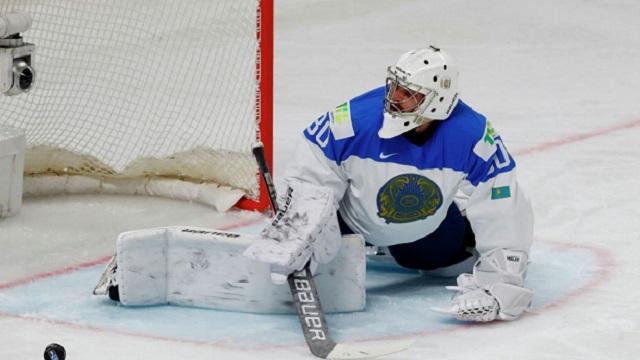 Казахстан сохранил шансы на выход в плей-офф ЧМ по хоккею
