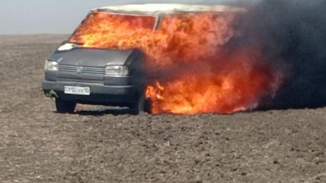Дома и машины горят в Костанайской области. Без жертв не обошлось