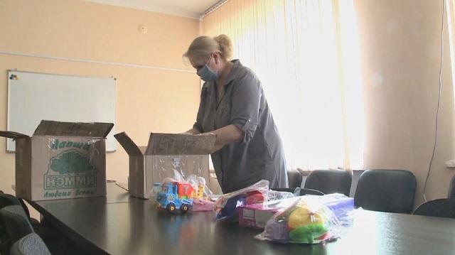 Опасные для здоровья игрушки обнаружены в магазинах ВКО