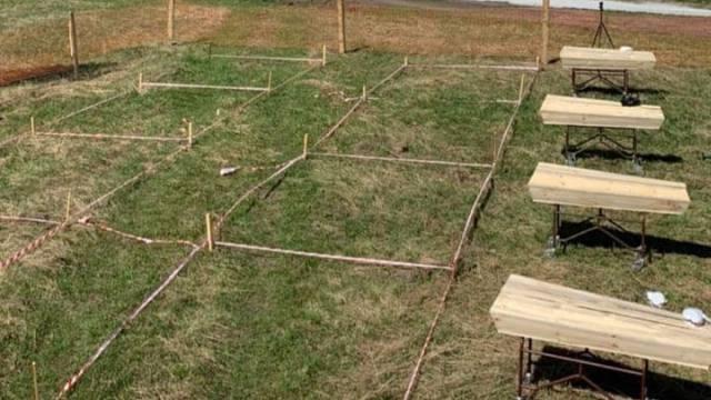 Соревнования по скоростному выкапыванию могил прошли в России