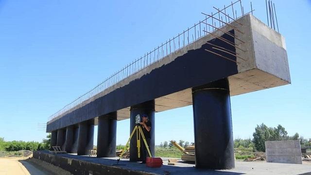 Когда будет введен в эксплуатацию новый «Корейский» мост