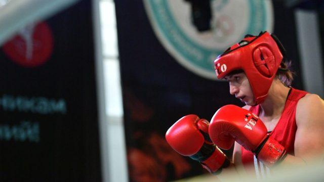 Владислава Кухта уступила в финале чемпионата Азии по боксу
