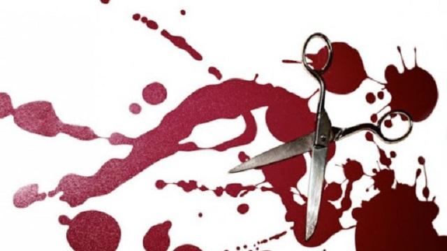 Мужчина убил бывшую жену ножницами и положил на нее куклу