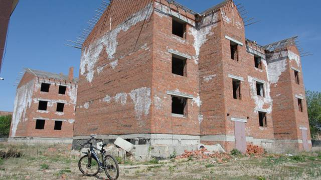 Строительство общежития пединститута остановлено в Костанае