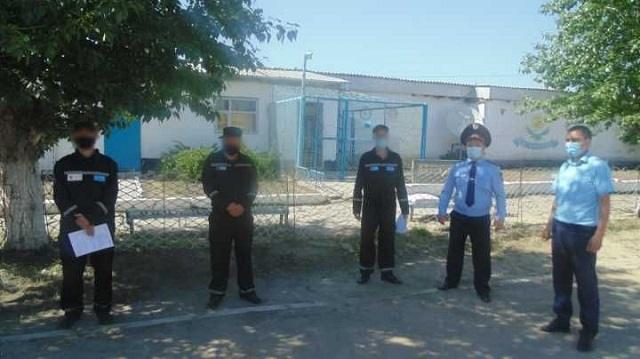 Сколько заключенных стали выпускниками в Костанайской области