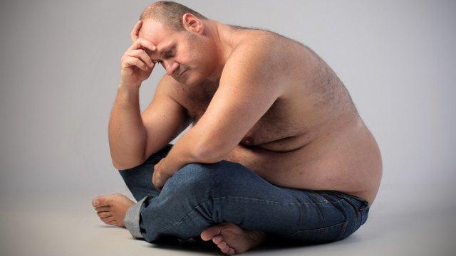 Мужчина с помощью трёх правил за полгода похудел на 40 кг