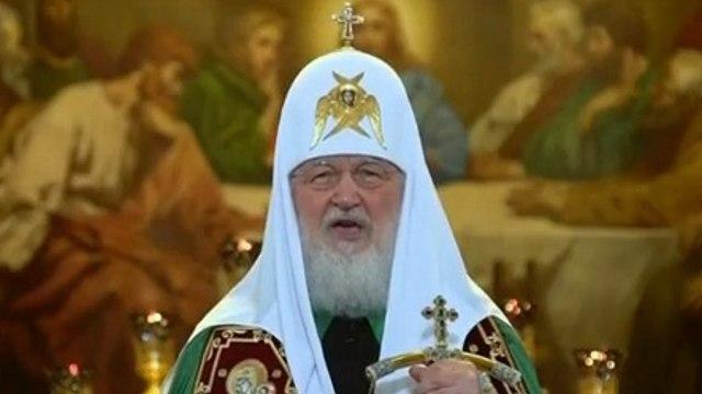 Патриарх Кирилл предостерёг власти от скатывания в тиранию