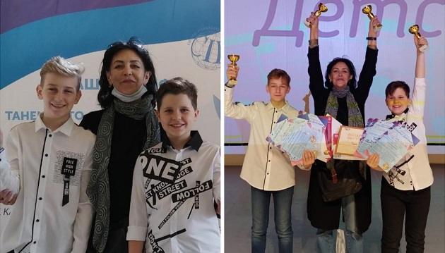 Школьники из Костаная победили на фестивале «Праздник детства»