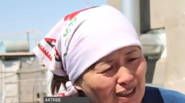 Видео: Смерть двух маленьких детей потрясла жителей Актобе
