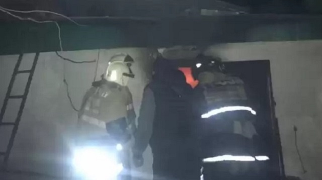 «Героем себя не считаю»: Житель Семея вынес соседа из огня