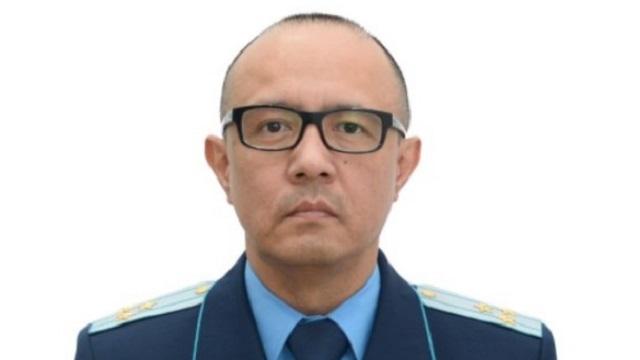 Новый прокурор назначен в Костанайской области