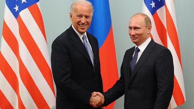 Байден и Путин встретятся в Женеве