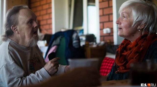 Как семья усыновила 50-летнего Володю с синдромом Дауна