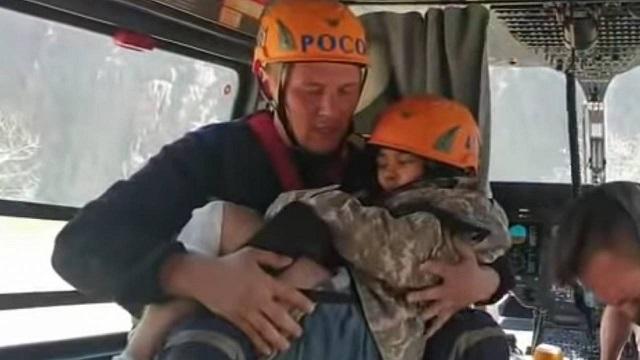ЧП на Чарыне: Школьница рассказала о своем чудесном спасении