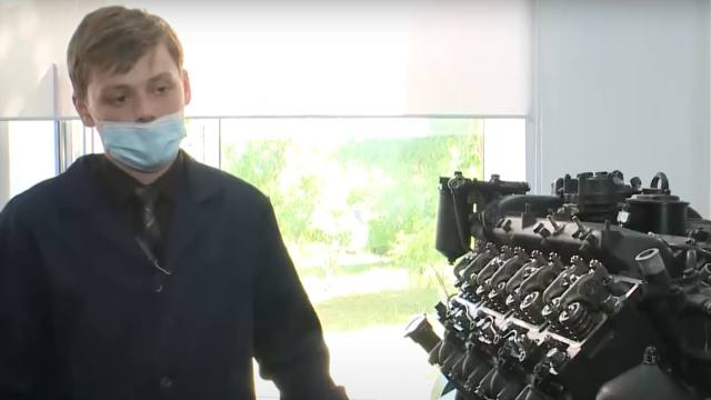Видео: Как готовят машиностроителей в Костанае