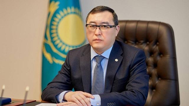 Вице-министром финансов Казахстана стал Марат Султангазиев